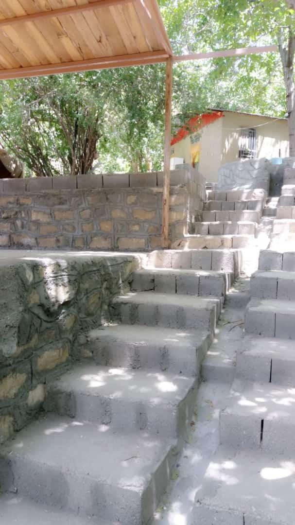 Eco-tourism بومگردی در روستا خبر کرمان