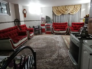townee سوئیت مبله ارزان در بزرگمهر اصفهان - واحد 2