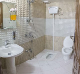 Eco-tourism هتل سنتی یزد -  اتاق 8