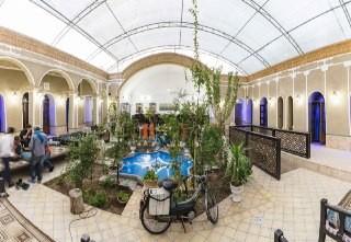 بوم گردی هتل سنتی در کنار مسجد جامع یزد -  اتاق 10