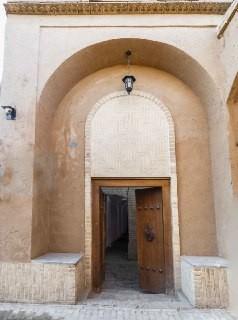 بوم گردی هتل سنتی ارزان در یزد - اتاق 11