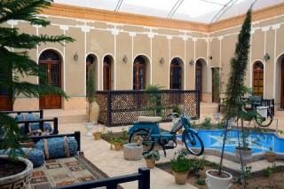 بوم گردی  هتل بومگردی سنتی در یزد -  اتاق 13