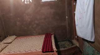بوم گردی خانه سنتی در قلعه الموت معلم کلایه