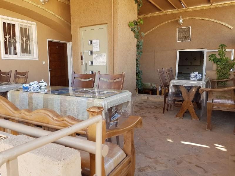 بوم گردی اقامتگاه جنگلی  در یزد - اتاق 2 نفره طبقه اول 1