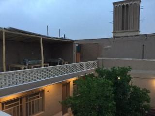 بوم گردی  اتاق سنتی جنگل  در یزد - اتاق 2 نفره طبقه اول 3