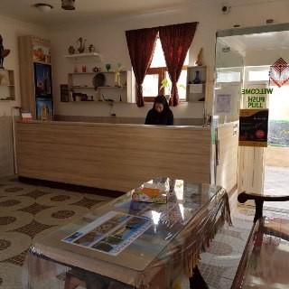 بوم گردی خانه سنتی جنگل در یزد - اتاق 3 نفره طبقه اول