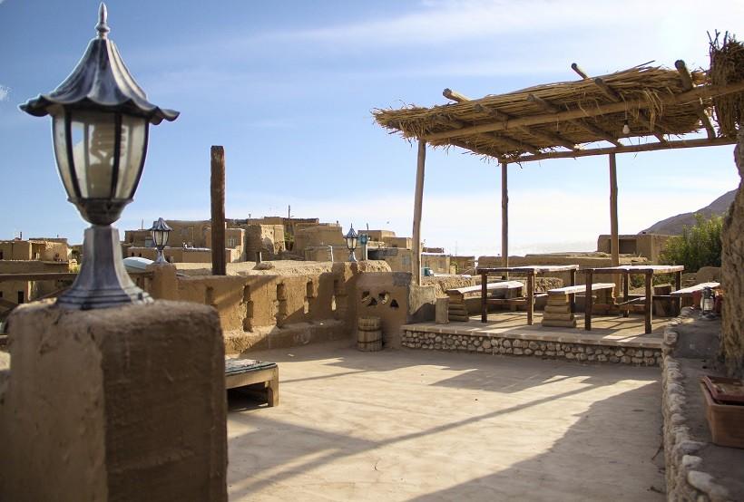 بوم گردی بومگردی سنتی تمیز در بیارجمند سمنان-اتاق چهار زیبا