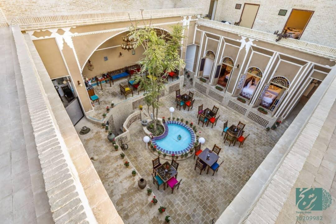 Eco-tourism  اقامتگاه سنتی ترنج در یزد -اتاق 7