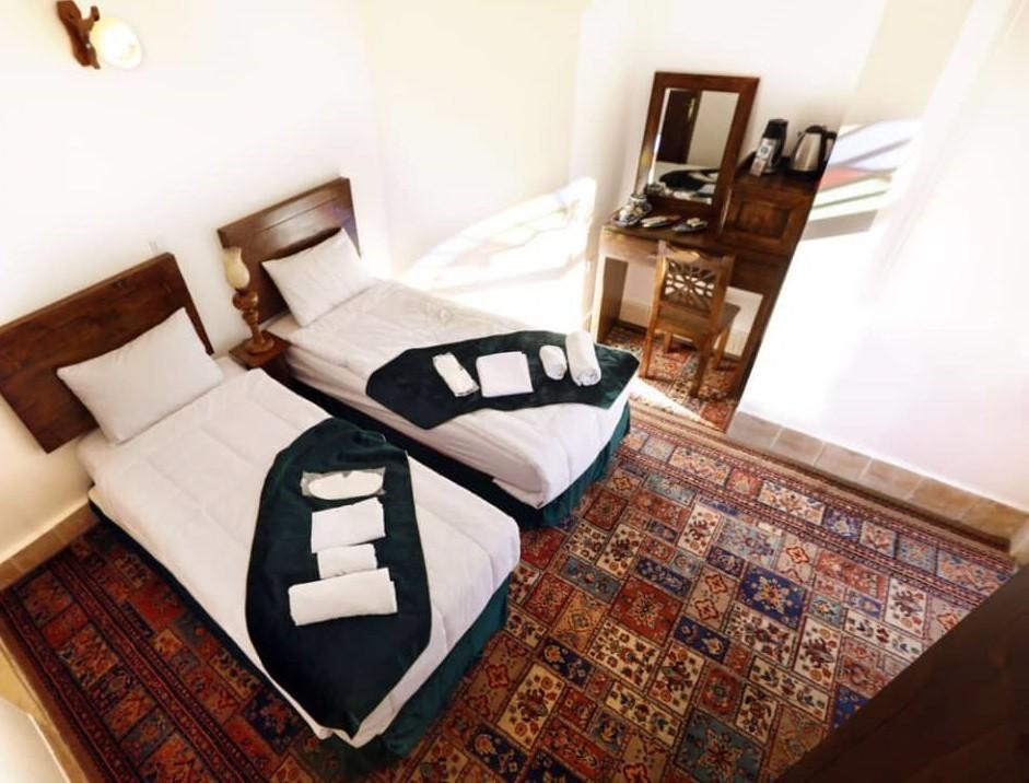 بوم گردی خانه بومگردی ترنج در یزد -اتاق 8