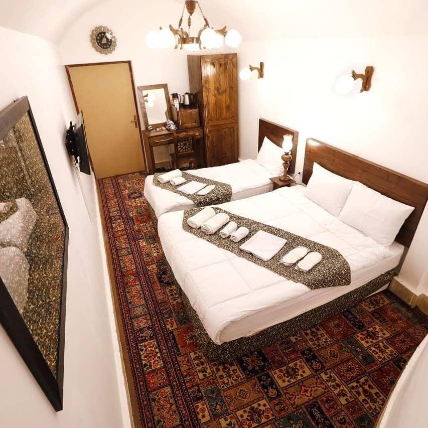 بوم گردی  استراحتگاه سنتی ترنج  در یزد - اتاق 9