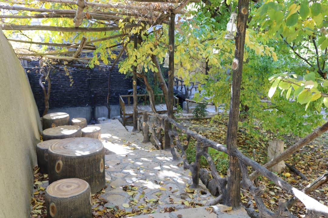 Eco-tourism اقامتگاه سنتی دهکده نساجی اسفراین - اتاق3