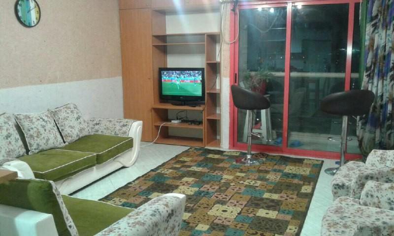 درون شهری آپارتمان مبله خیابان دانشگاه بندرعباس
