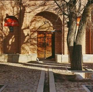 بوم گردی خانه تاریخی درچالشتر شهرکرد - 110