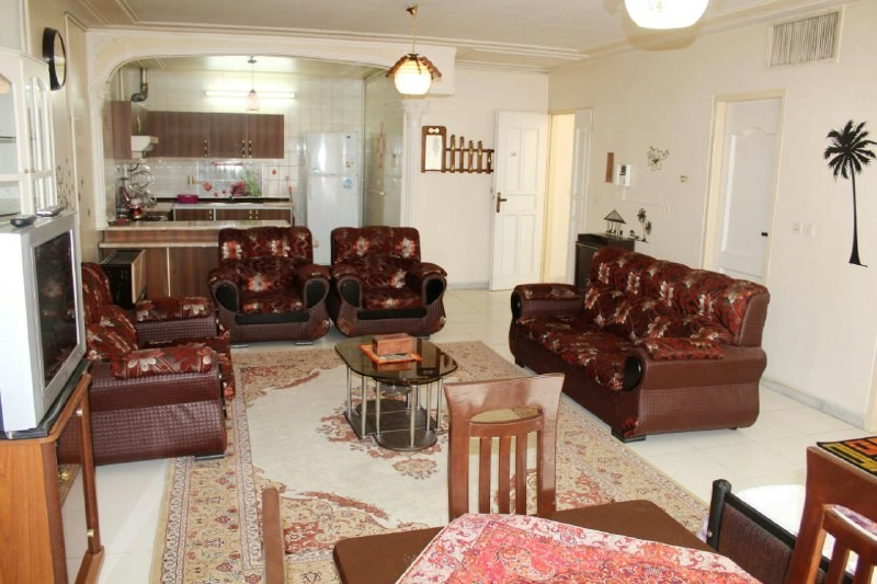 townee آپارتمان مبله در شمس آبادی اصفهان