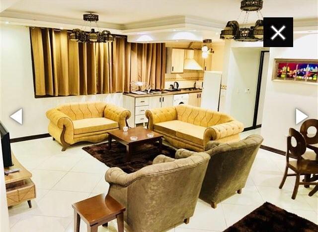 درون شهری آپارتمان دو خوابه در جردن - واحد 2