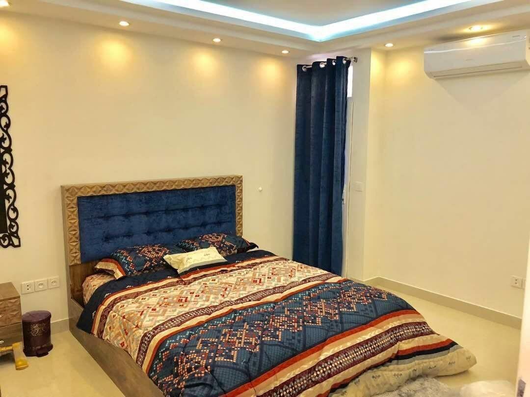 درون شهری آپارتمان مبله سه خوابه پاسداران تهران