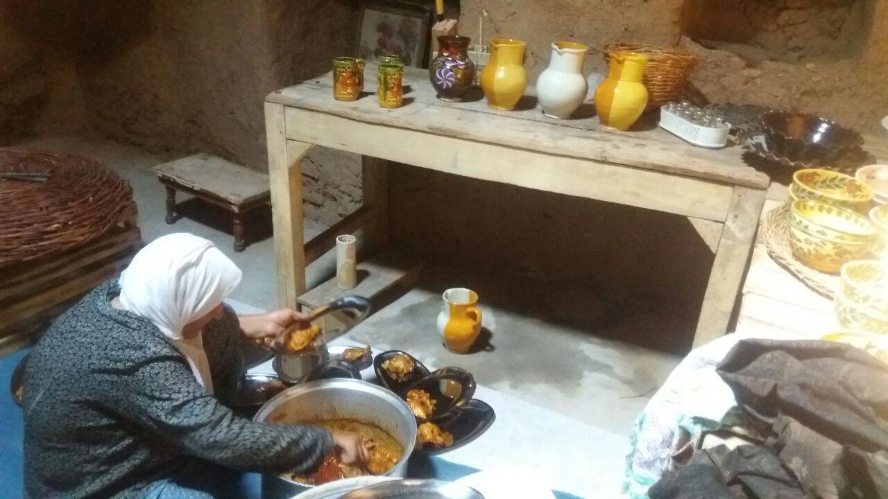 Eco-tourism خانه سنتی در خلیل آباد - اتاق2