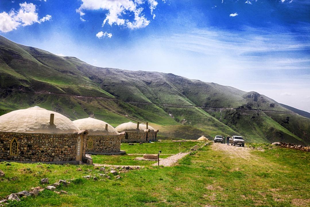 کوهستانی کلبه کوهستانی در قینرجه مشگین شهر - 1