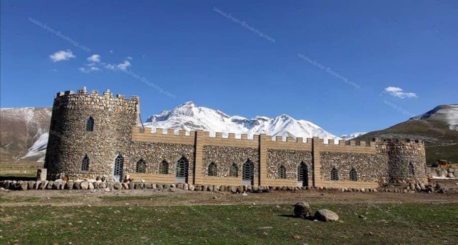 کوهستانی کلبه کوهستانی در قینرجه مشگین شهر - 2