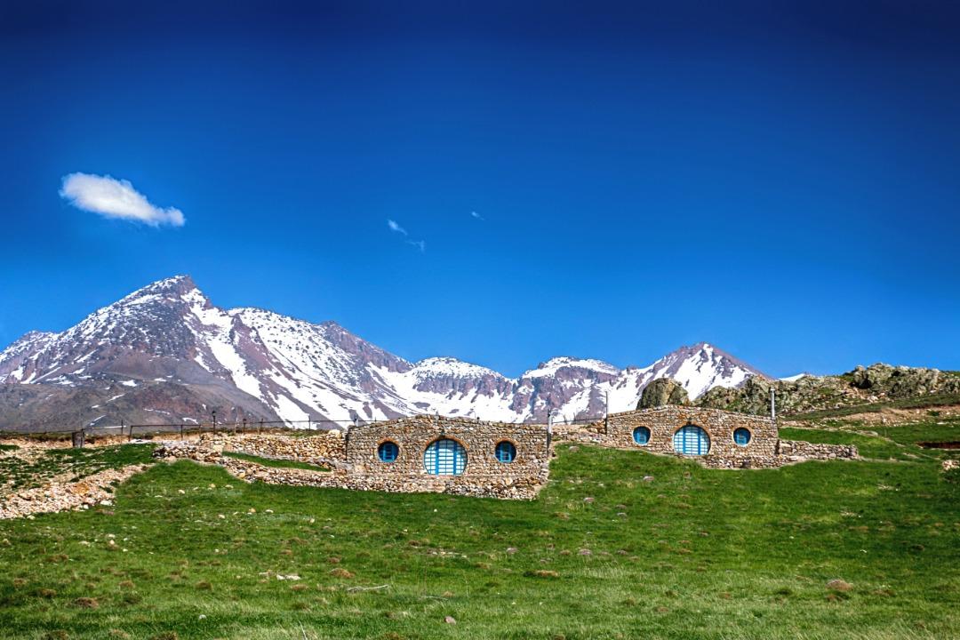 کوهستانی هابیت در قینرجه مشگین شهر - 2