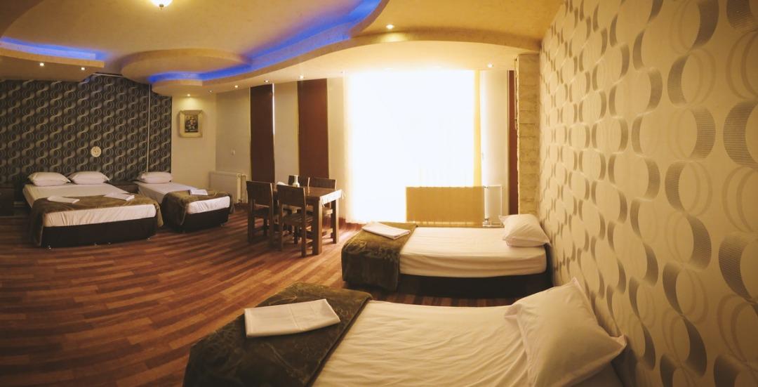 شهری هتل پنج تخته در چمران مشگین شهر - 13