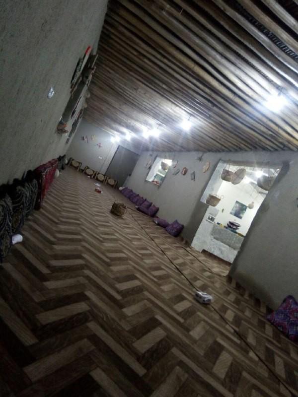 بوم گردی خانه سنتی روستای سهیلی قشم-اتاق 1