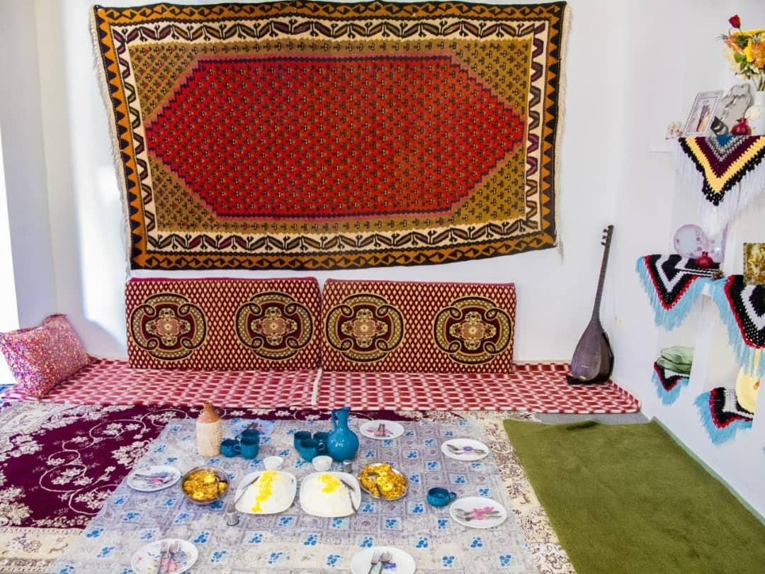بوم گردی بومگردی سنتی در حومه اردبیل - باجیلار اتاق 2