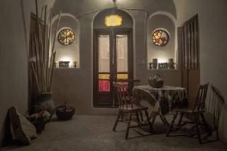 بوم گردی اقامتگاه سنتی ارزون در اردستان - اتاق 1
