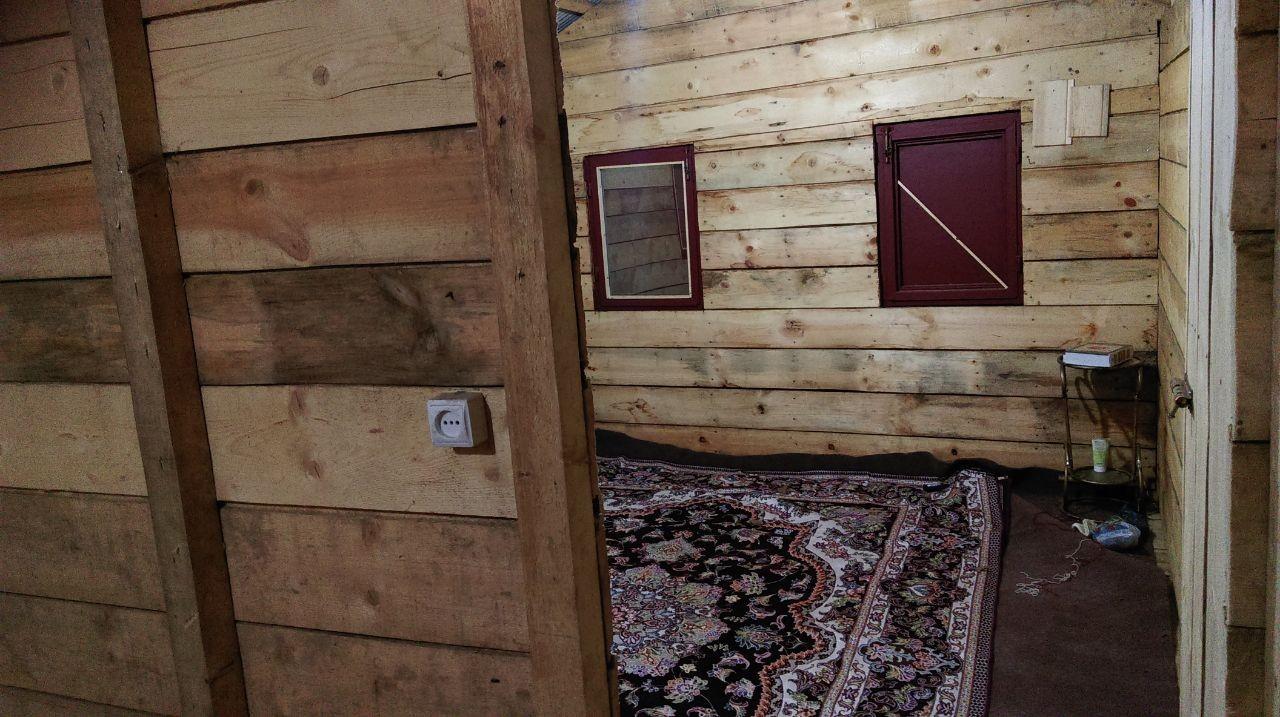Forest کلبه چوبی شیک درماسال
