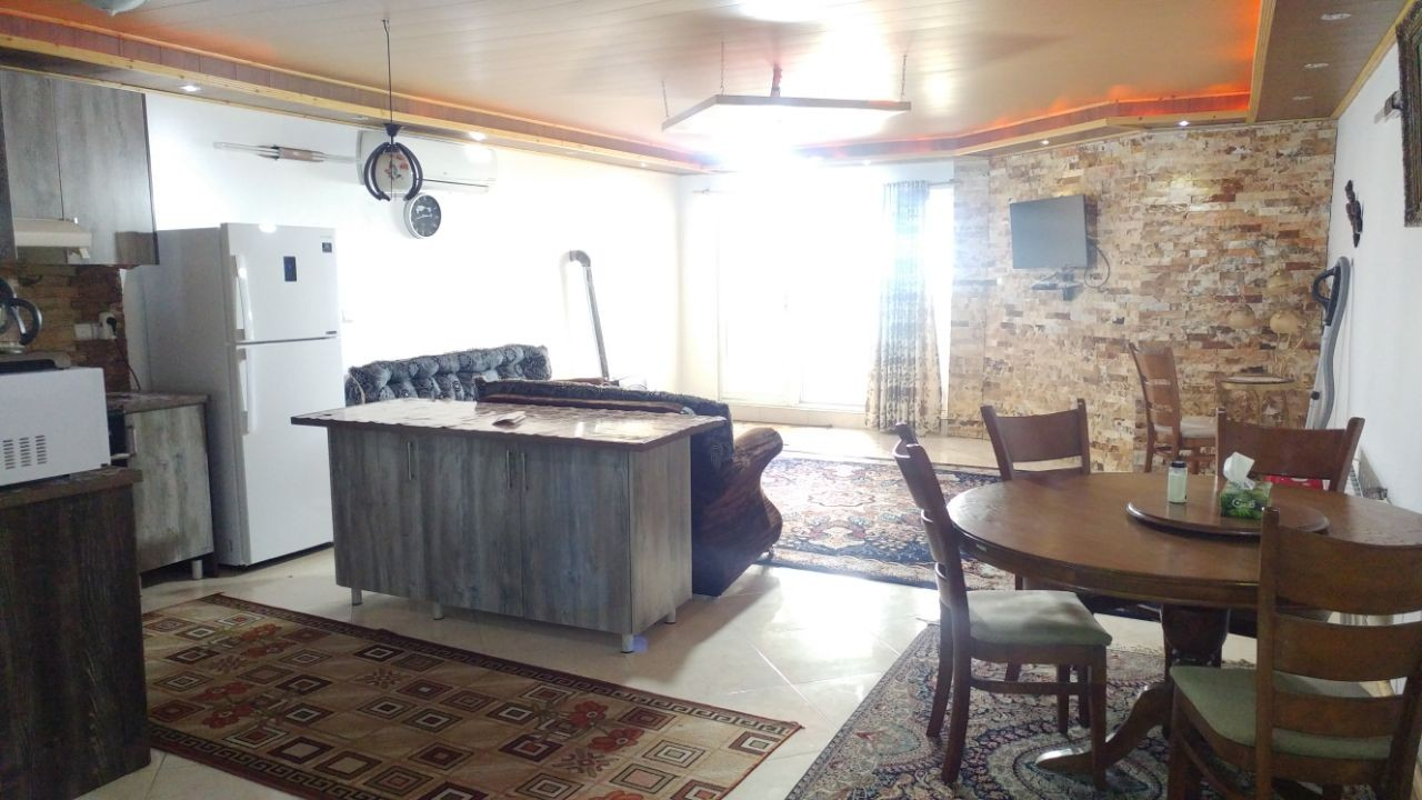 شهری هتل آپارتمان روبه دریا در محمودآباد - واحد