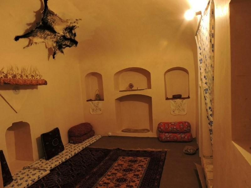 Eco-tourism اقامتگاه بومگردی سنتی در بیرجند - اتاق 1
