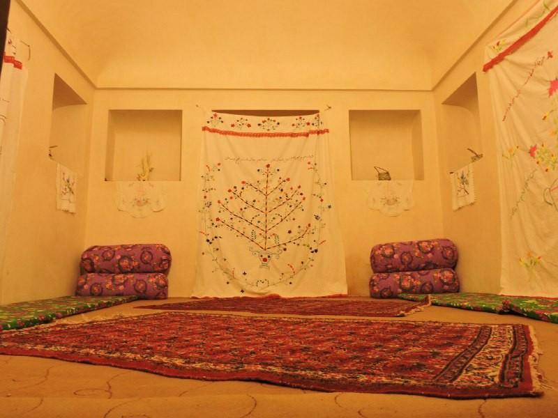 Eco-tourism اقامتگاه بومگردی در غفاری بیرجند - اتاق 4