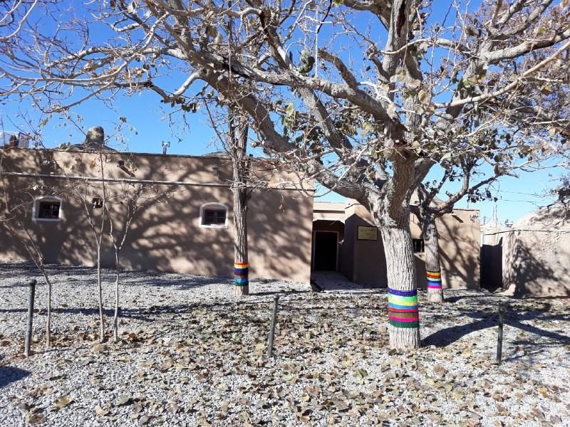 Eco-tourism خانه سنتی در غفاری بیرجند