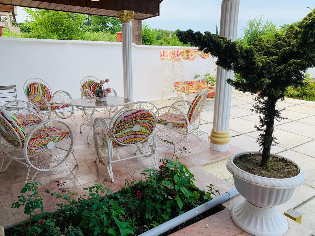 درون شهری باغ و ویلا استخر دار رامسر