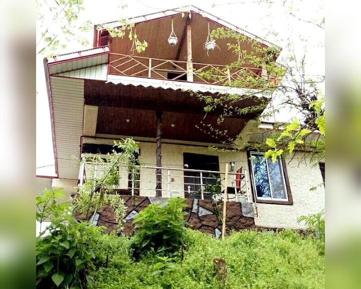 جنگلی منزل مبله ویلایی تمیز درماسال