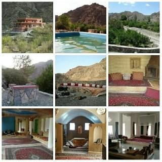 بوم گردی اقامتگاه سنتی در زواره اصفهان - اتاق نسیم گاه