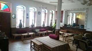 بوم گردی اقامتگاه قیمت مناسب در زواره اصفهان - اتاق زیرسو