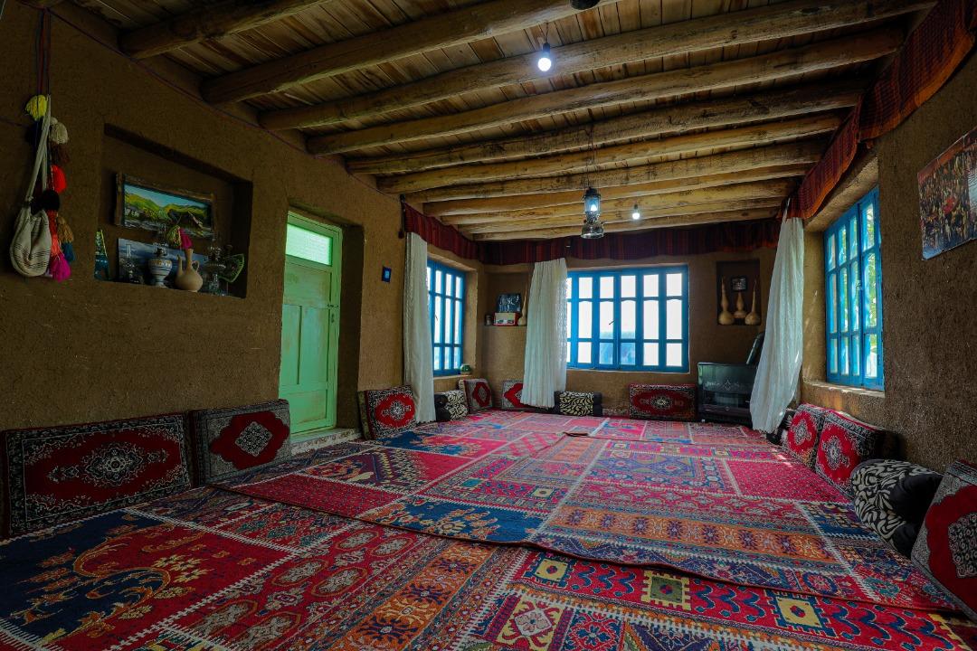 Eco-tourism بومگردی سنتی در مریوان کردستان - نشینگه بنار اتاق 1