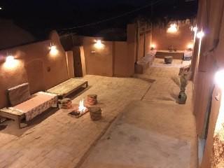 بوم گردی بومگردی سنتی در انارک - اتاق ستاره