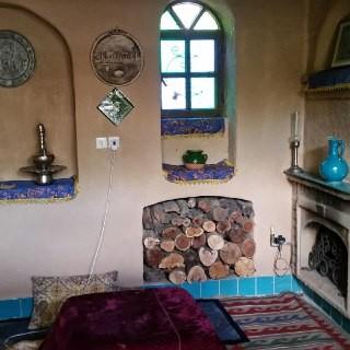 بوم گردی بومگردی سنتی در هفتشجان - اتاق 3
