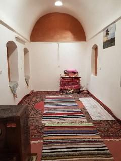 بوم گردی بومگردی سنتی در انارک - اتاق 1