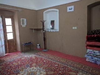 Eco-tourism بومگردی سنتی کویرگردی در نایین اصفهان - اتاق 1