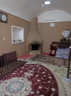 Eco-tourism خانه سنتی در نایین - اتاق 6