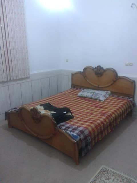 درون شهری خانه مبله شیک 2خوابه در خیابان باغات سی سخت