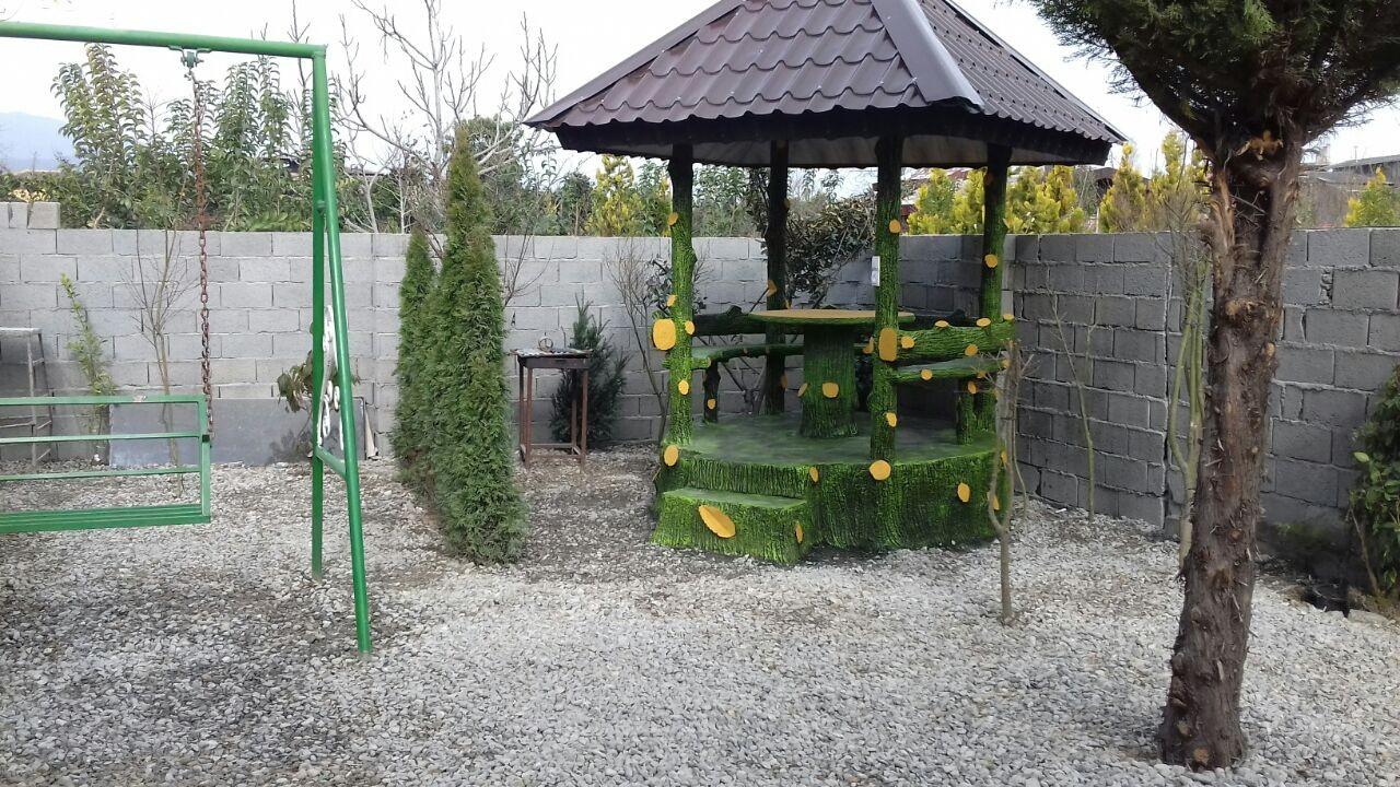 Forest باغ و ویلا استخردار در رامسر