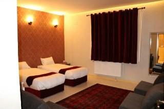townee هتل آپارتمان شیک در سامان - تلفن خانه اتاق 1