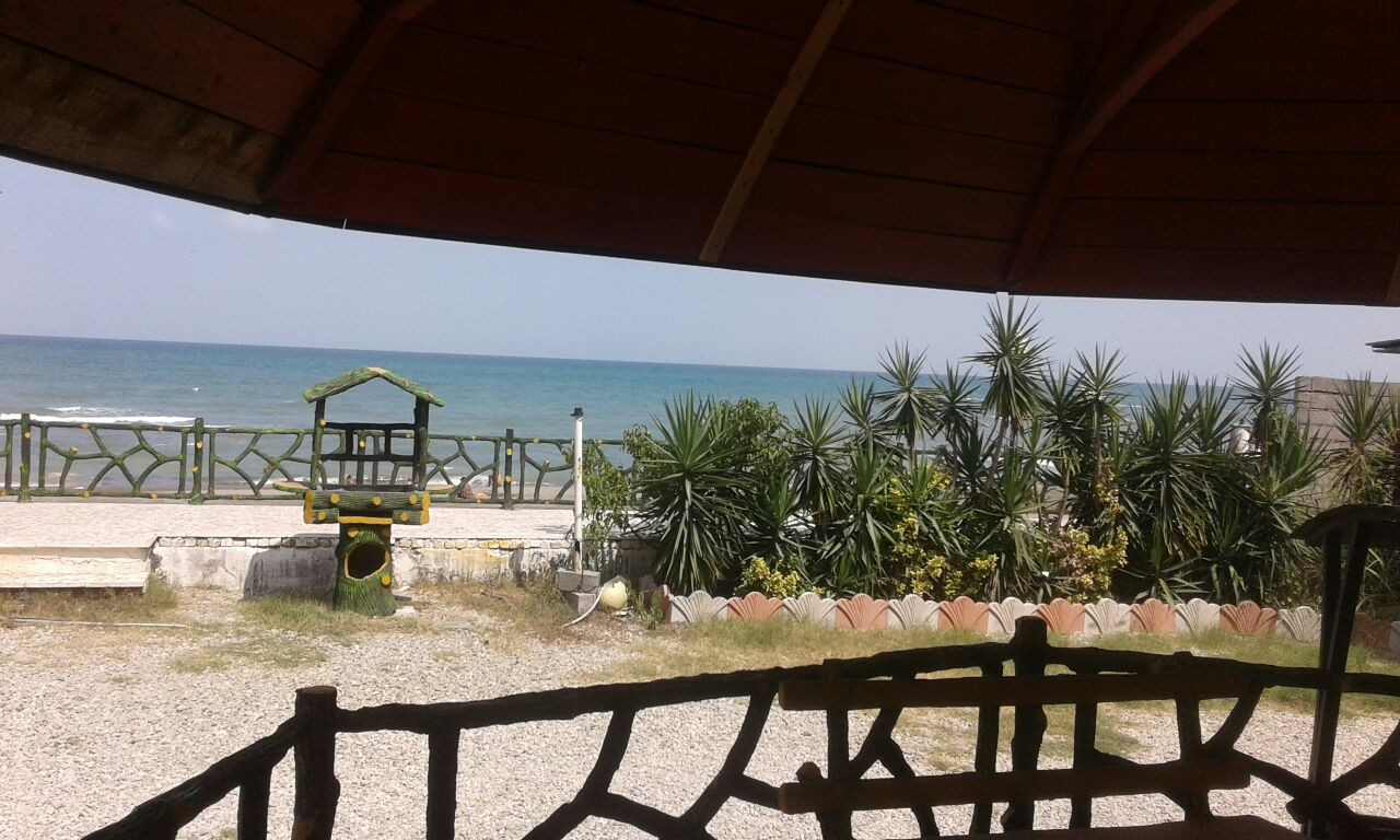 Beach ویلا ساحلی در خط هشت چالوس