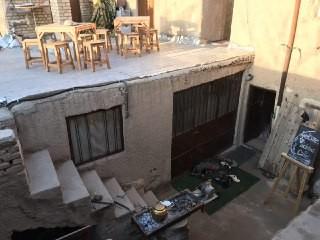 بوم گردی  خانه سنتی در بافق یزد - معمار اتاق 2