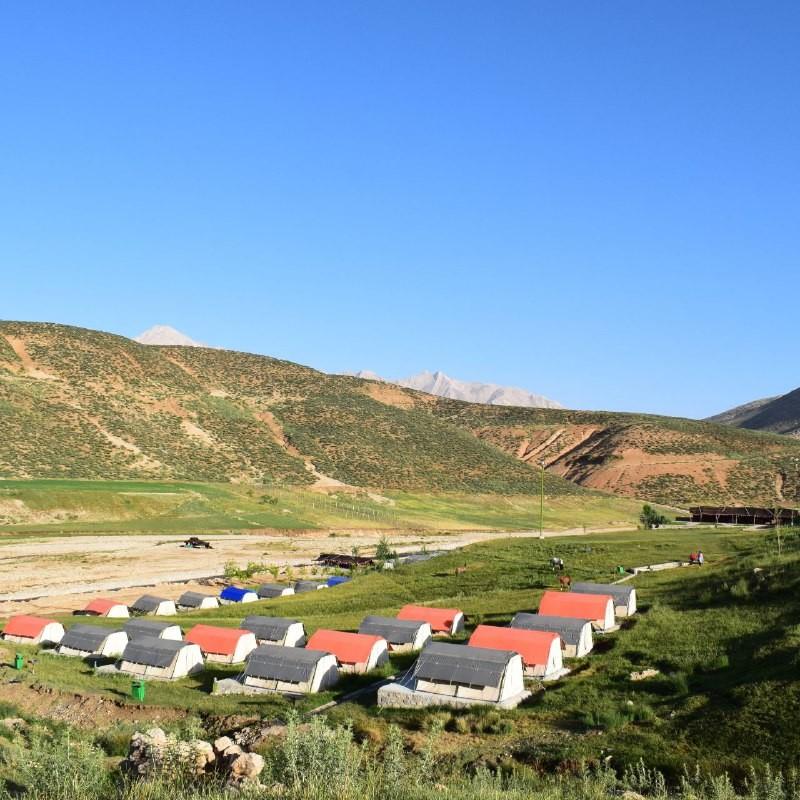 Eco-tourism کمپ گردشگری در چلگرد