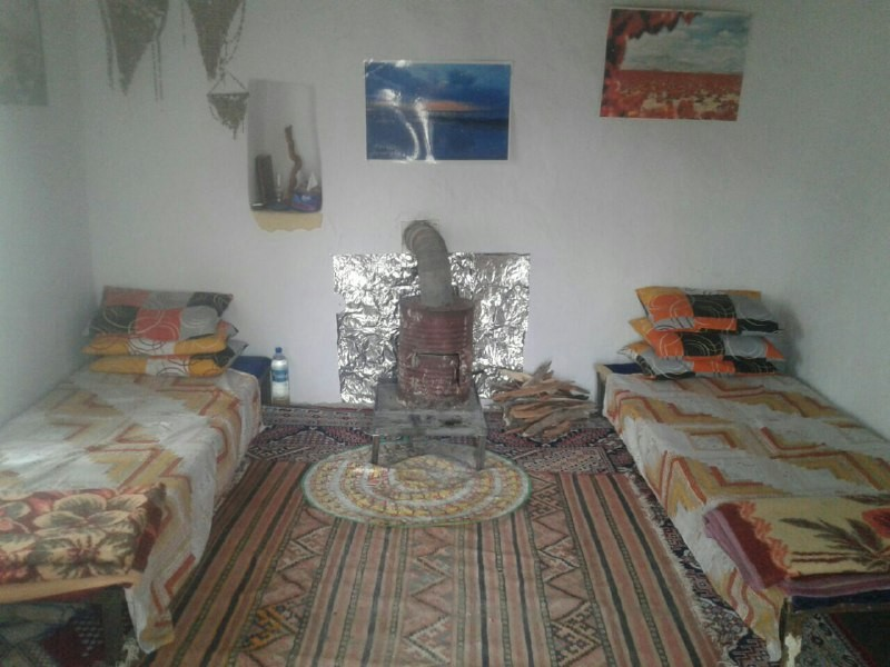 کوهستانی بومگردی در روستای ریسه بابک - اتاق 1